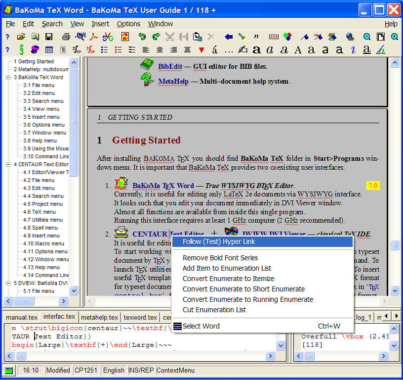 http://www.ctan.org/tex-archive/systems/win32/bakoma/snapshots/texword.png